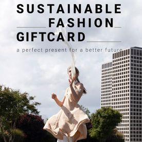 Sustainable Fashion Giftcard